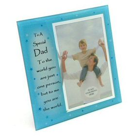 Pamper Hamper - Frame Special Dad - Blue