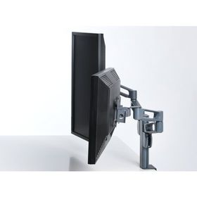 Kensington SmartFit Dual Monitor Arm - Black