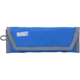 ThinkTank MindShift Gear GP 4 Batteries & Cards Wallet - Blue Grey