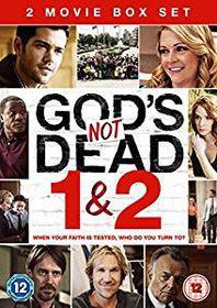 God's Not Dead 1 & 2 (DVD)