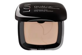 L.O.V Dualist 2-In-1 Powder Foundation 010 - Nude