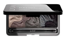 L.O.V Loviconyx Eyeshadow And Contouring Palette 810