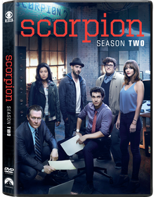 Scorpion Season 2 (DVD)