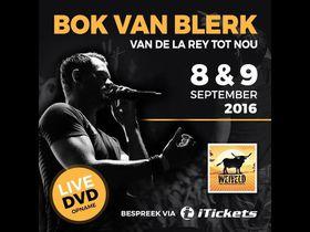 Bok Van Blerk - Van De La Rey Tot Nou Live (DVD)