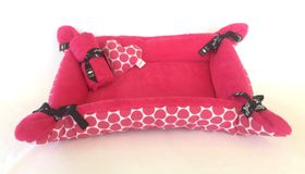Wagworld - Puppy Cuddle Bed Pack - Pink