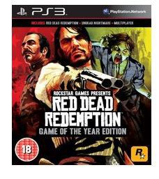 Red Dead Redemption Goty (PS3)