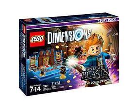 Lego Dimensions Story Fantastic Beasts