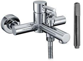 H2Flo - Manhattan Bath Mixer With Hand Shower