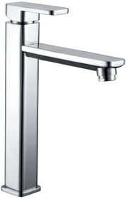 H2Flo - Quadrato Tall Basin Mixer