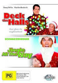 Deck The Halls / Jingle All Way (DVD)