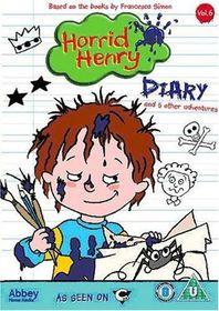 Horrid Henry's Diary (DVD)