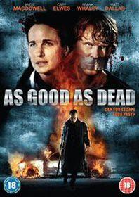 As Good As Dead (DVD)