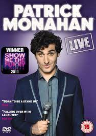 Patrick Monahan: Live (DVD)