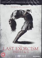 The Last Exorcism Parts 1 & 2 (DVD)