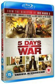 Five Days Of War (Blu-ray)