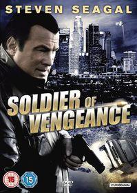 Soldier of Vengeance (DVD)