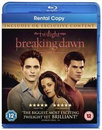 The Twilight Saga:Breaking Dawn (Blu-ray)