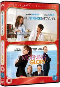 No Strings Attached / Morning Glory (DVD)
