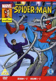 Original Spider Man Seasons 1-2 (DVD)