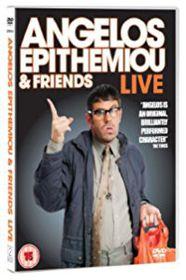 Angelos Epithemiou & Friends Live (DVD)