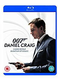 Daniel Craig Double Pack (Blu-ray)