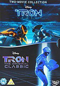 Tron / Tron Legacy (DVD)
