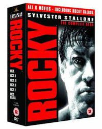 Rocky: The Complete Saga (DVD)