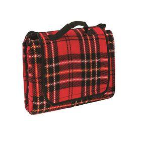 Avanti - Picnic Blanket - Red Check