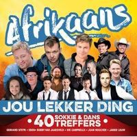 Afrikaans Jou Lekker Ding (CD)
