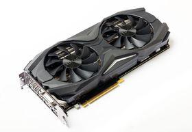 Zotac Geforce GTX1080 AMP Graphics Card - 8GB