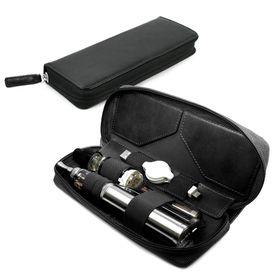 Tuff Luv E - Cig Vape Pen Mod Luxury Leather Travel Case