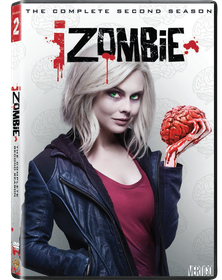Izombie Season 2 (DVD)
