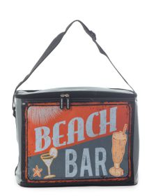 Leisure-quip - 30 Can Retro Soft Cooler Bag - Beach Bar