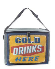 Leisure-quip - 30 Can Retro Soft Cooler Bag - Open 24/7