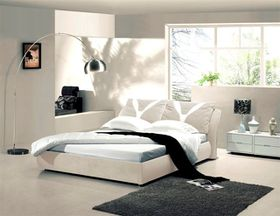 Simon Baker - Natural Suede Bed Base Wrap