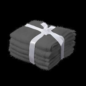 Simon Baker - 100% Egyptian Cotton Hand Towel - Grey