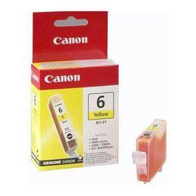 Canon BCi-6 Yellow Printer Cartridge