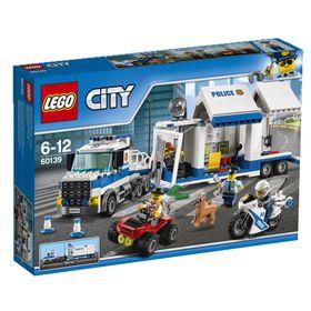LEGO® City Police Mobile Command Center: 60139
