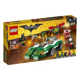 The LEGO® Batman Movie: The Riddler™ Riddle Racer 70903