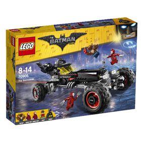 The LEGO® Batman Movie:  The Batmobile 70905