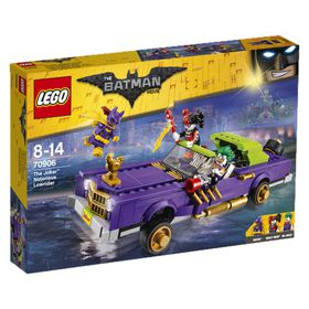 The LEGO® Batman Movie: The Joker™ Notorious Lowrider 70906