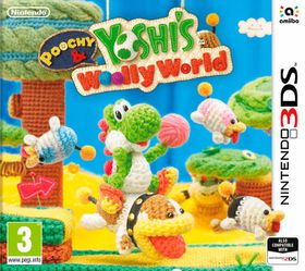 Poochy & Yoshi's Woolly World (3DS Software)