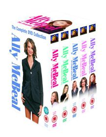 Ally Mcbeal Complete Series 1 - 5 (DVD)