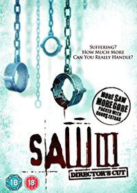 Saw III: Director's Cut (DVD)