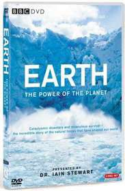 Earth-the Power of the Planet - (Import DVD)