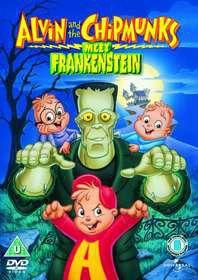 Alvin And The Chipmunks Meet Frankenstein (DVD)