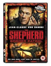 The Shepherd Border Control (DVD)