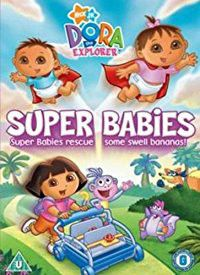 Dora The Explorer - Super Babies (DVD)