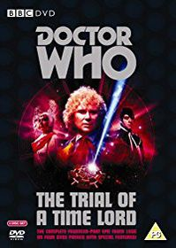 Doctor Who - The Trial Of A Time Lord [1986] (DVD)