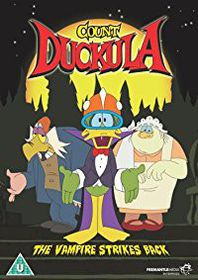 Count Duckula: The Vampire Strikes Back (DVD)